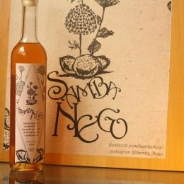 SambaNego - Nova Marca e Rótulo da Bebida