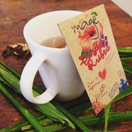 Chá Magê - Nova Marca e Embalagem