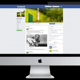 SambaNego - Criação para Facebook