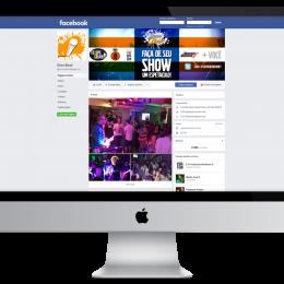 ShowBook - Criações para Facebook