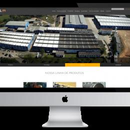 BTL Steel Works Nova Marca e Novo Site