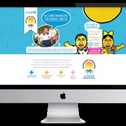 UNICEF - Planejamento e Criação para Captação